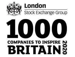 1000 companies inspire