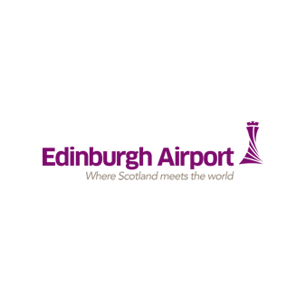 Edinburgh Airport.