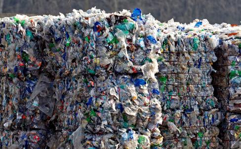 Waste bundles
